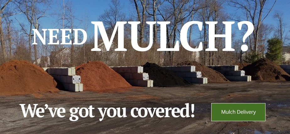 Visit Attleboro Farms for mulch pick up and delivery